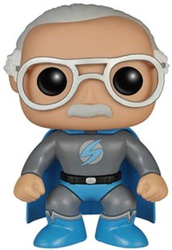 Funko Pop! Stan Lee Stan Lee (Superhero) - Blue