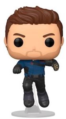 Funko Pop! Marvel Winter Soldier