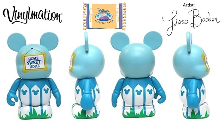Vinylmation Open And Misc Disney Vacation Club Home Sweet Home