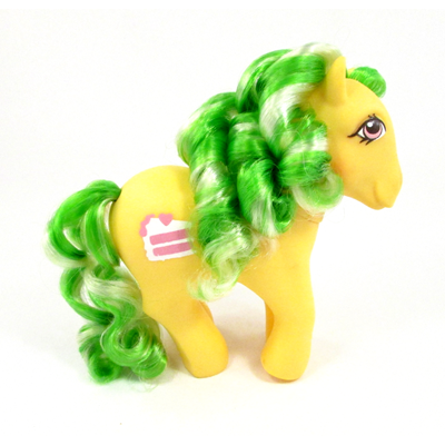 My Little Pony Year 07 Lemon Treats