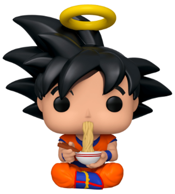 Funko Pop! Animation Goku (Eating Noodles)