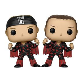 Funko Pop! WWE The Young Bucks 2 Pack