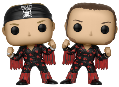 Funko Pop! Wrestling The Young Bucks