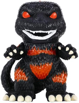 Funko Pop! Movies Godzilla (Burning) - 6""