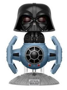 Darth Vader w/ Tie FIghter