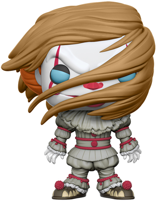 Funko Pop! Movies Pennywise (w/ Wig) Icon