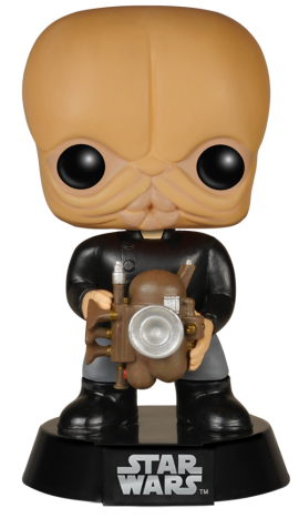 Funko Pop! Star Wars Nalan Cheel