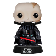 Darth Vader (Unmasked) (First to Market)
