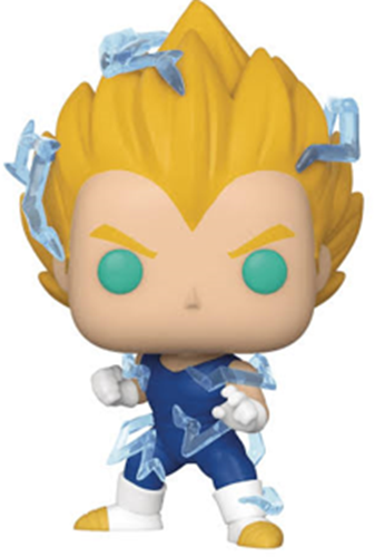 Funko Pop! Animation Super Saiyan 2 Vegeta (Chase) (Glow in the Dark) Icon