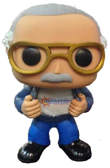 Funko Pop! Stan Lee Stan Lee (Supanova)
