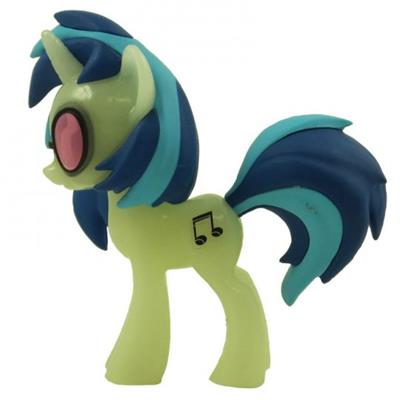 Mystery Minis My Little Pony Series 1 DJ-Pon 3 (Glow) Icon Thumb
