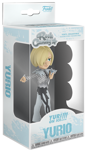 Rock Candy Television Yurio Stock
