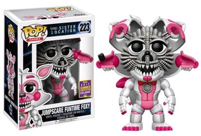Funko Pop! Games Foxy (Funtime) - Jumpscare