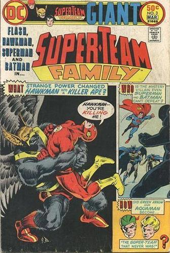 DC Comics Super-Team Family (1975 - 1978) Super-Team Family (1975) #3