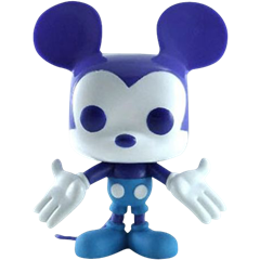 Mickey Mouse (Blue)
