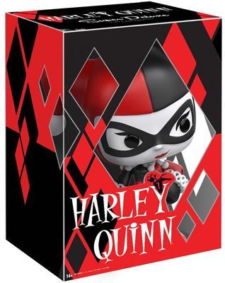 Funko - Other Super Deluxe Harley Quinn Stock