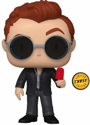 Funko Pop! Television Crowley (Chase)