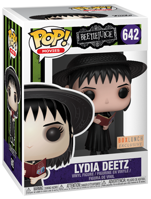 Funko Pop! Movies Lydia Deetz Stock