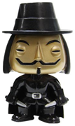 Funko Pop! Movies V for Vendetta (Metallic)