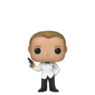 Funko Pop! Movies Daniel Craig (Spectre)