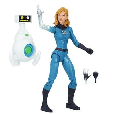 Marvel Legends 2018 MISC Invisible Woman