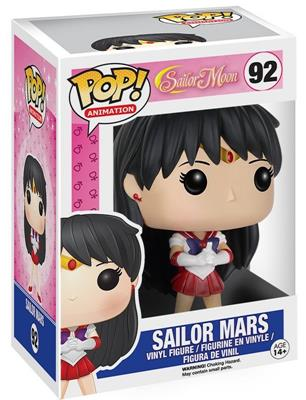 Funko Pop! Animation Sailor Mars Stock