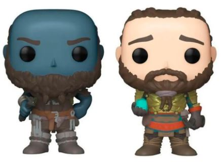 Funko Pop! Games Brok and Sindri (2 Pack)