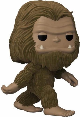 Funko Pop! Myths Bigfoot (Flocked)