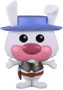 Funko Pop! Animation Ricochet Rabbit (Flocked)