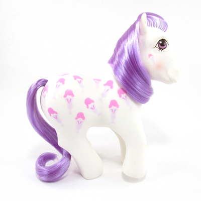 My Little Pony Year 05 Scoops - Satin Slipper Sweet Shoppe