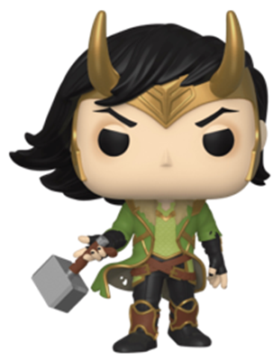 Funko Pop! Marvel Loki Icon