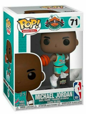 Funko Pop! Sports Michael Jordan (All Star) Stock