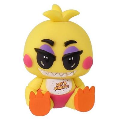 Mystery Minis Five Nights at Freddy's Series 1 Toy Chica Stock