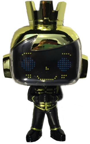 Funko Pop! Freddy Funko Freddy Flux Icon