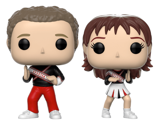 Funko Pop! Saturday Night Live Spartan Cheerleaders