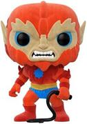 Funko Pop! Television Beast Man (Flocked)