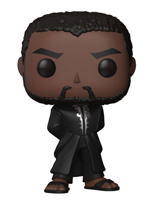 Funko Pop! Marvel Black Panther (Black Robe)