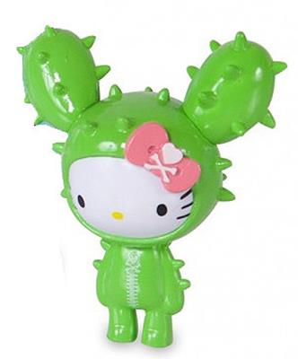Tokidoki Hello Kitty Blind Box Series 1 Cactus Kitty