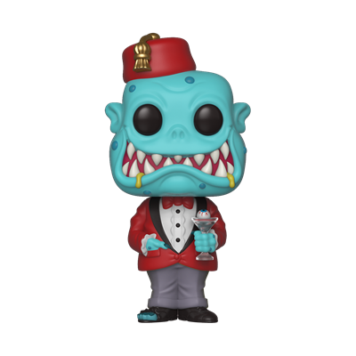 Funko Pop! Funko Sike-O-Shriner (Teal) Icon Thumb