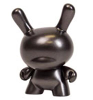 Kid Robot Special Edition Dunny 10th Anniversary (Black)