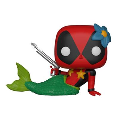 Funko Pop! Marvel Deadpool (Mermaid) Icon Thumb