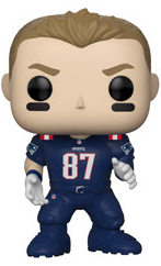 Funko Pop! Football Rob Gronkowski (Alternate Uniform)