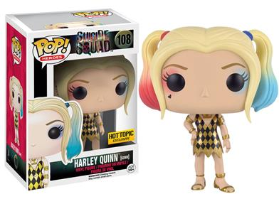Funko Pop! Heroes Harley Quinn (Suicide Squad) (Gown) Stock