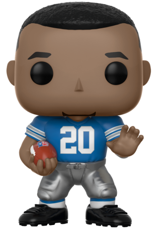 Funko Pop! Football Barry Sanders