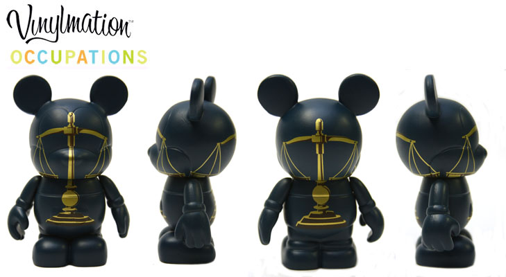 Vinylmation Open And Misc Occupations Lawyer