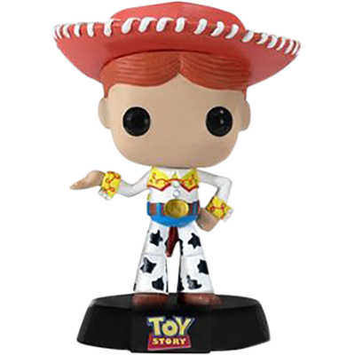 Funko Pop! Disney Jessie (Bobble Head)