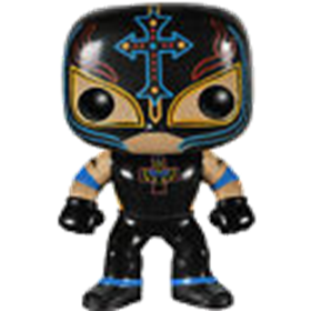Funko Pop! WWE Rey Mysterio (Black)