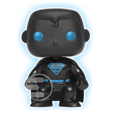 Funko Pop! Heroes Superman (Silhouette)