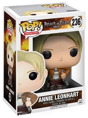 Funko Pop! Animation Annie Leonhart Stock