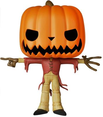 Funko Pop! Disney Pumpkin King Icon